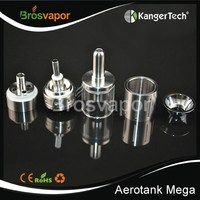 the russian 91% supplier offer Original Kanger upgraded dual coil Kanger mega aerotank atomizer kanger