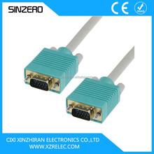 vga cable max resolution/vga cable color code/vga cable screws