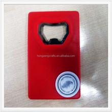custom design bottle opener/can opener/wine opener