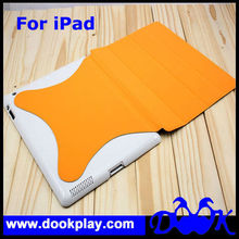 Spider Magnetic Leather Smart Cover with Hard Back Case for Apple iPad 2