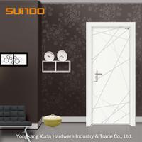 New Design Cheap Bedroom Interior Wooden Door Design