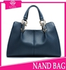 2015 new fashion large italian leather brand name leather bag oem pure leather lady's handbags China durable cheap handbags