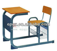 High Quality Hot Selling Cheap School Furniture Cheap Tables and Chairs Modern School Desk and Chair