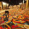 Luxury Axminster Hotel Carpet Price, Wool Axminster Carpet for Hotel, Corridor Hotel Carpet