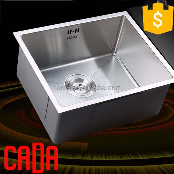 wholesale cadia 304 stainless steel oem design kitchen