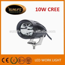 Car accessories led headlight led work lamp led off road light 20w 3.9 inch blue point led work light