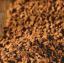 instant coffee freeze dried