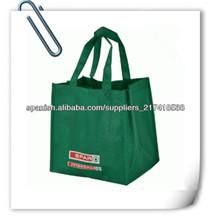 nuevo estilo no tejido laminado bolsas bolsa