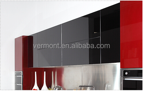 tempered glass kitchen cabinet doors 2