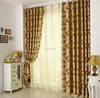 New style jacquard curtain fabric for curtain/table cloth/home textile