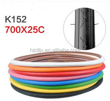 colorful Kenda 700C * 25C fixed gear bicycle tire