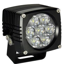 7x5watt XT-E LEDs compact cube design best led off road driving lights, 12v 24v 3500lm best driving lights