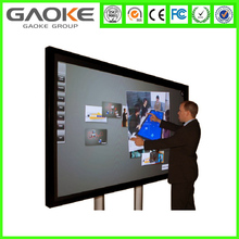 2015 new large size full HD 60 inch lcd tv touch screen pen for shcools and training