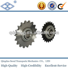 ANSI single Industrial conveyor roller chain and sprockets