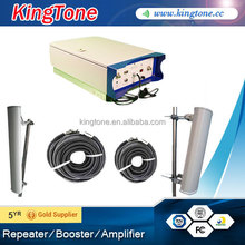ISO Repeater Factory Kingtone OEM Dual Band Mobile Signal 900/1800 MHz Dual Band GSM Repeater