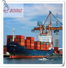 Container shipping from China to BOISE for all kinds of LED products -- Susan