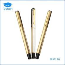 Wholesale girl gift beautiful metal pens