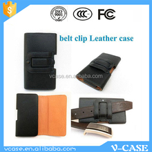 Belt Clip pouch cover Holster leather case For Nokia Lumia 630