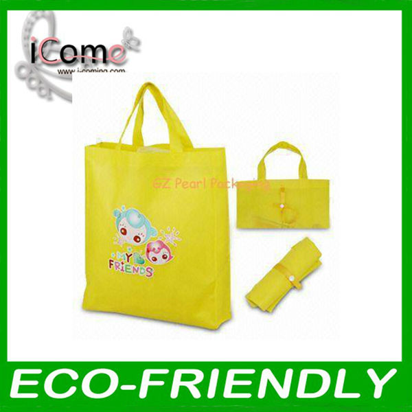 best selling high quality non woven bag/foldable bag/foldable shopping bag