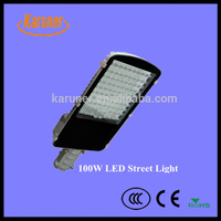 Best price super bright 100w waterproof led street lamp with Meanwell constant current driver