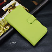 Luxury leather holster custom printed phone case flip cover for sony z4 compact case