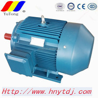 three phase ac electric 2/4/6/8/10 hp motors