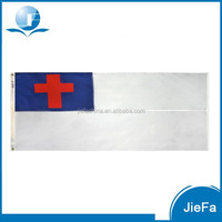 70D Polyester Christian Flags For Sale