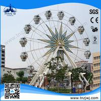 25m Amusement Park kiddie china ferris wheel for sale