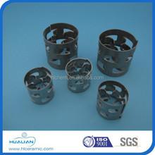 SS304, 316 Metal Pall Ring Packing Ring