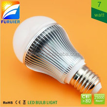 60W Replacement Samsung SMD 7w led ligth bulb