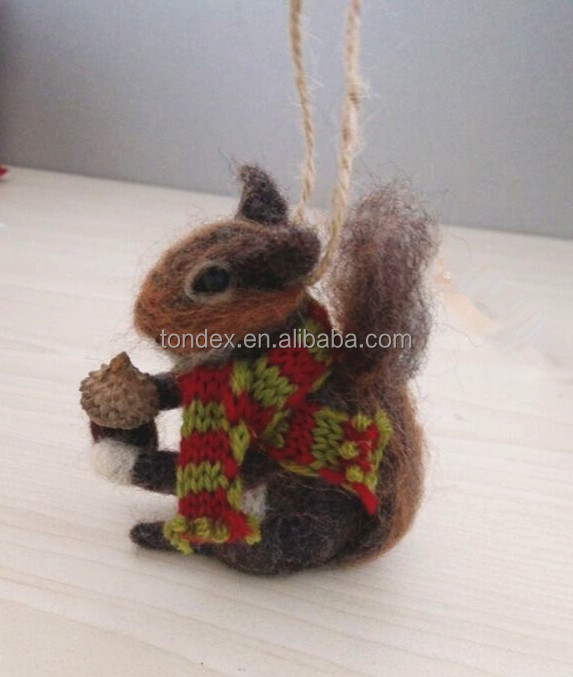 2015 Christmas Ornaments With Animals Best price For Christmas Tree