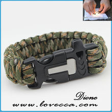 cheap survival paracord bracelet paracord glowing in the dark-climbing paracord bracelet
