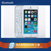2014 New arrival sliding bluetooth keyboard for iPhone 6
