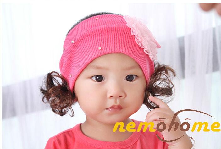 Wholesale Winter Wide Crochet Baby Headbands