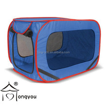 pop up pet tents for dog and cat foldrable pet cage camping house