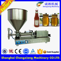 Easy operation manual oil filling machine