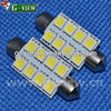 factory price 12v led cauto bulb , C5w 39mm 8smd 5050 , festoon led light, 12v car led light