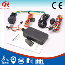 multiple gprs cheap mini rohs tr06 googel map gps vehicle tracker