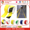 Floor marking tape, warning adhesive tape