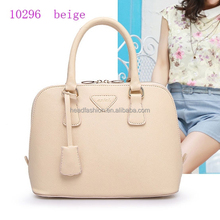 2015 10296 wholesale ladies fashion elegance PU leather satchel woman hand bag at low price
