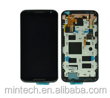 Replacement LCD assembly with frame for Motorola MOTO X X+1 Victara XT1097