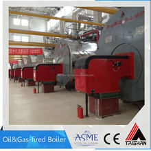 40 Ton High Capability Widely Used Condensing Gas Steam Boiler