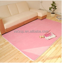 100 polyester washable skin friendly on carpet