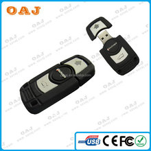 Top quality hot sale pvc usb 2.0 flash memory