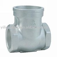gate valve stainless steel precision casting ss investment casting products