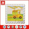 magic block puzzle magnet school toy magnetic alphabet toys magnetic connect toys jigsaw puzzles led alphabet letter
