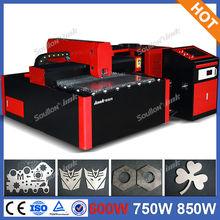 Soullon SD-YAG1212 600W/850W laser cutting machine with self-developed key parts price