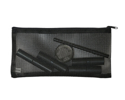Cheapest ! drawstring nylon folding cosmetic bag