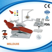 MSLDU05-C Dental Unit for tooth/Dental Chair Suppliers in Guangzhou,China