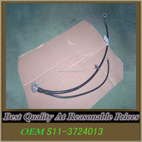 auto spare parts battery negative wire harness for chery qq parts